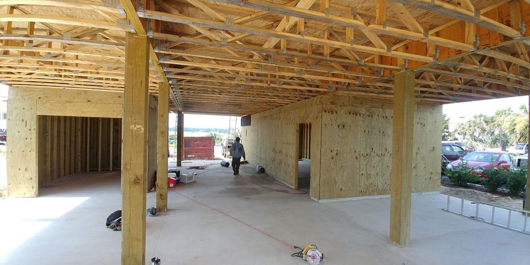 Photos Residential Wood Framing Topline Construction