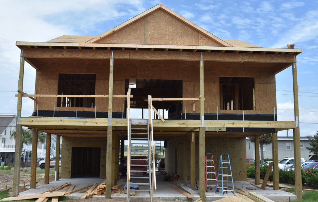 Photos Residential Wood Framing Topline Construction